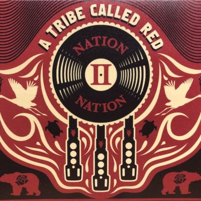 CD - Tribe Called Red - Nation to Nation